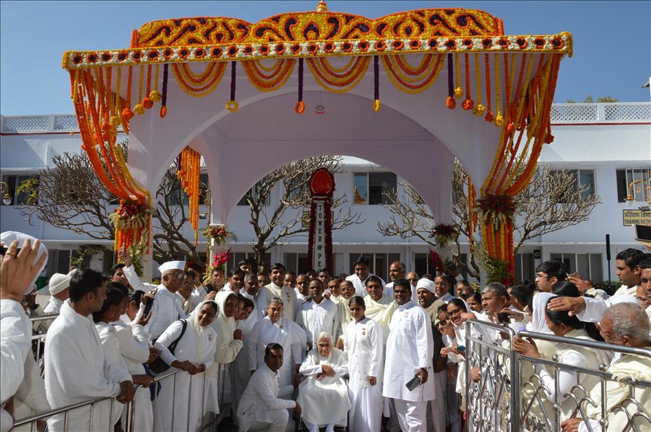 50th Ascension Day of Prajapita Brahma Baba Observed - ब्रह्मा बाबा की 50वीं पुण्य तिथि
